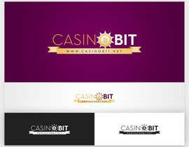 #132 para re-Design a Logo for Casinobit.net por lemuriadesign