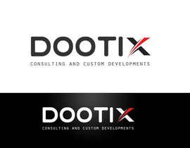#279 for Logo Design for Dootix, a Swiss IT company by harjeetminhas