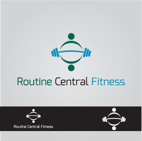 Penyertaan Peraduan #83 untuk Design a Logo for new Fitness Company