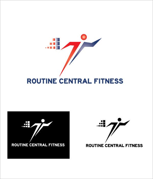 Penyertaan Peraduan #58 untuk Design a Logo for new Fitness Company