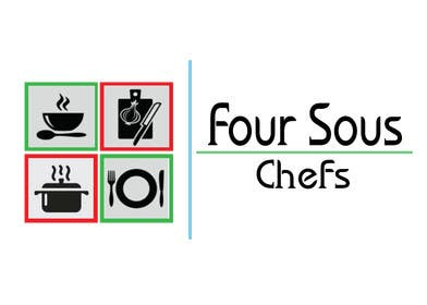 #51 for Design a Logo for Sous Chefs af gpatel93