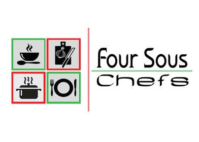 #52 for Design a Logo for Sous Chefs af gpatel93
