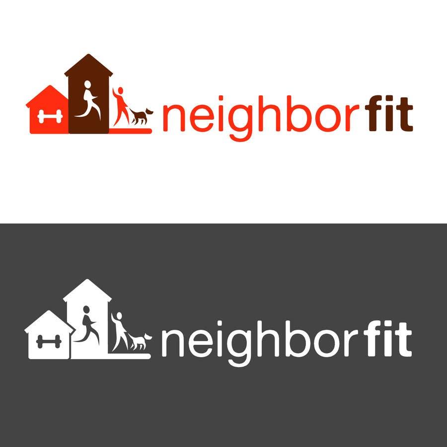 Inscrição nº 122 do Concurso para Design a Logo for NeighborFit