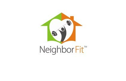 #110 for Design a Logo for NeighborFit af usmanarshadali
