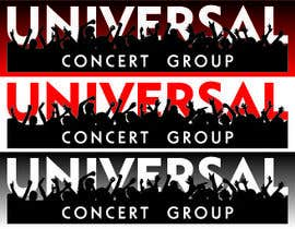 #24 for Universal Concert Group by popescumarian76