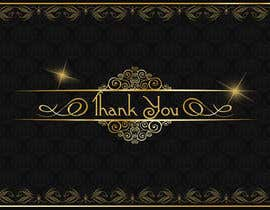 #58 untuk Design some Stationery for a Corporate Thank you card oleh dreamstudios0