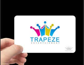 #92 cho Design a Logo for Trapeze Entertainment bởi yaseenamin