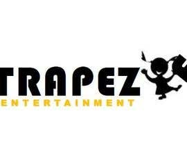 #61 para Design a Logo for Trapeze Entertainment por corinapopescu