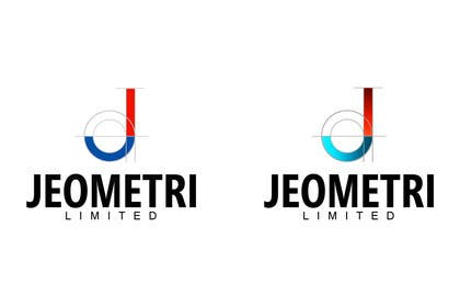 #162 for Design a Logo for Jeometri Limited af kk58