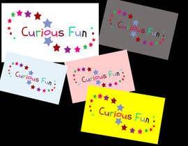 #341 cho Design a Logo for 'Curious Fun' bởi webhubsolution