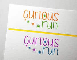 #157 untuk Design a Logo for 'Curious Fun' oleh developingtech