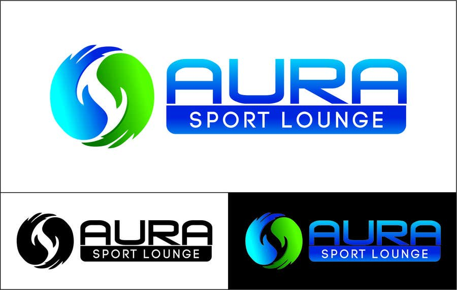 Contest Entry #49 for AURA Sports Lounge - LOGO