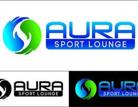 #49 for AURA Sports Lounge - LOGO by Creative00