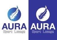 Graphic Design Kilpailutyö #4 kilpailuun AURA Sports Lounge - LOGO