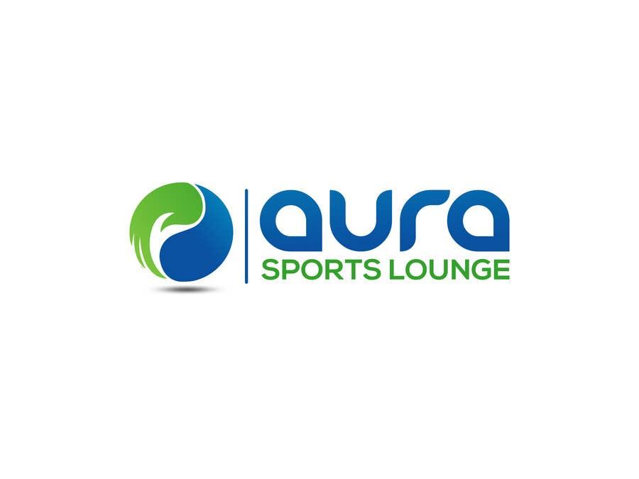 Kilpailutyö #54 kilpailussa AURA Sports Lounge - LOGO