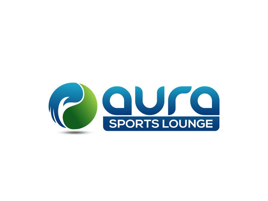 Contest Entry #68 for AURA Sports Lounge - LOGO