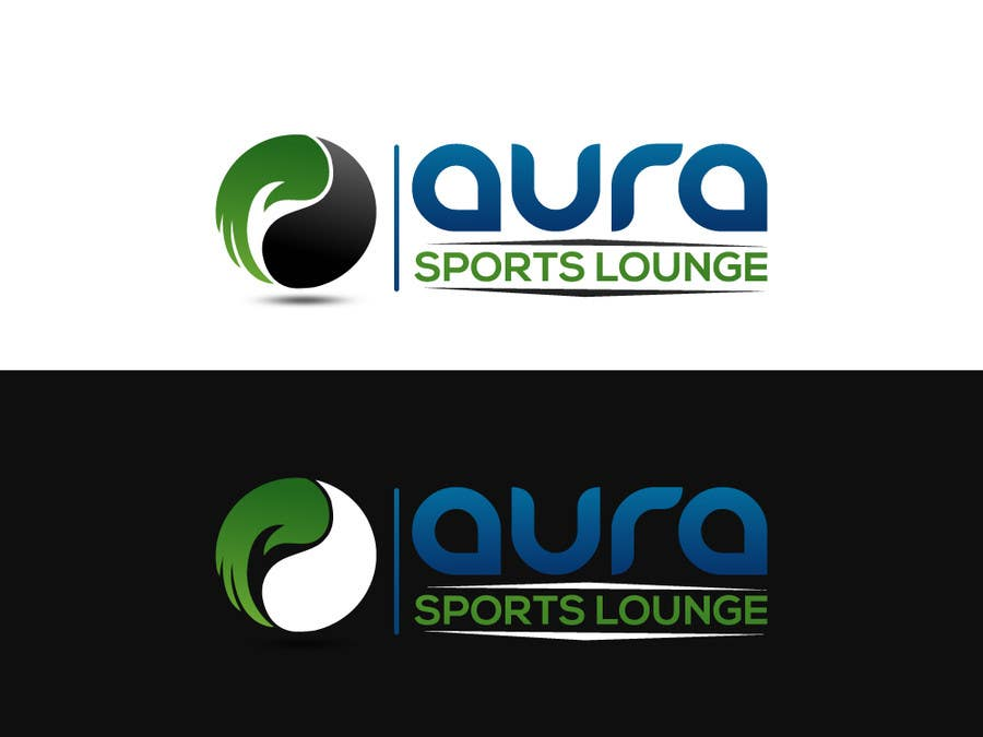 Contest Entry #74 for AURA Sports Lounge - LOGO