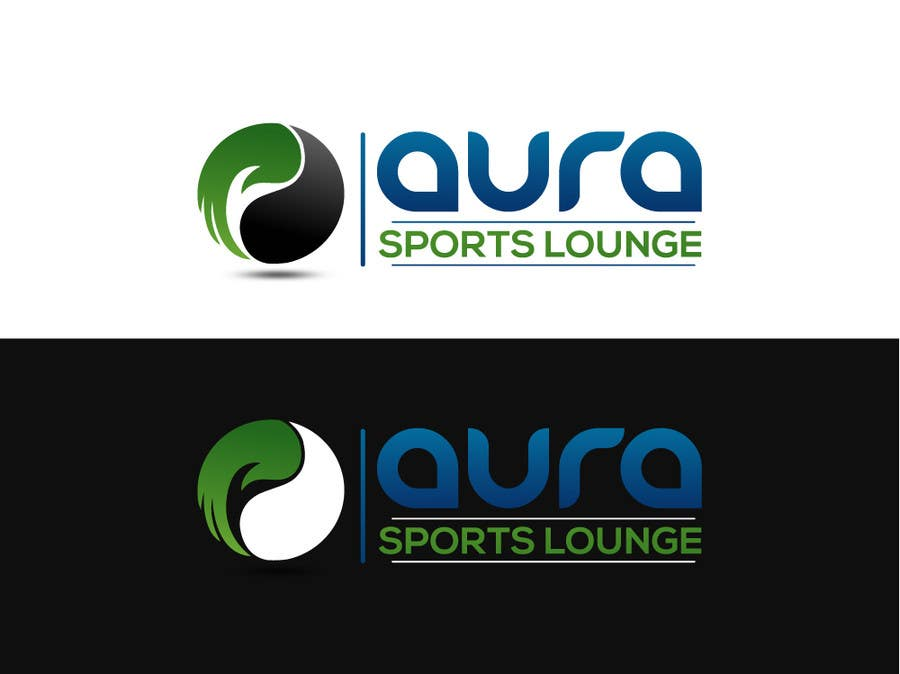 Contest Entry #75 for AURA Sports Lounge - LOGO