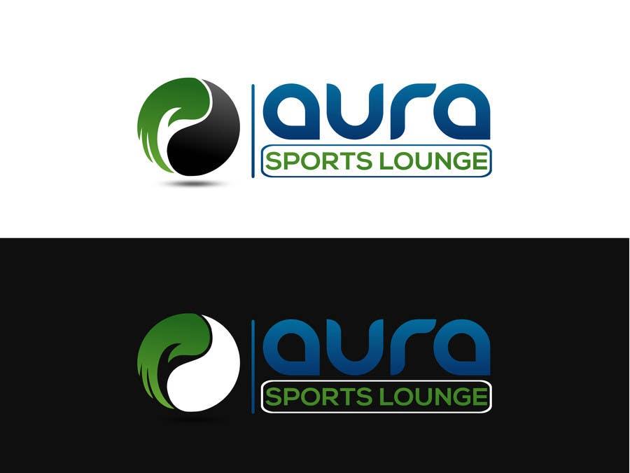 Kilpailutyö #76 kilpailussa AURA Sports Lounge - LOGO
