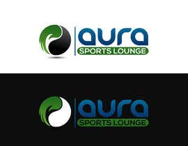 #79 for AURA Sports Lounge - LOGO af texture605