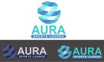 Graphic Design Contest Entry #7 for AURA Sports Lounge - LOGO
