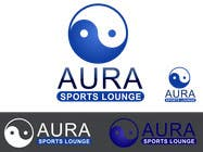 Graphic Design Contest Entry #20 for AURA Sports Lounge - LOGO