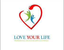 #57 for Design a Logo for Love Your Life! Professional Life Coach Services Company af Ablossom