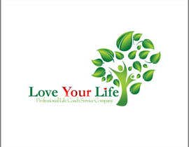 #60 for Design a Logo for Love Your Life! Professional Life Coach Services Company by Ablossom
