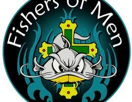 #19 para Fishers of Men T-shirt design contest por Pedro1973