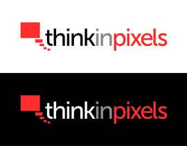 "#16 for Design a Logo for ""Think In Pixels"" by rogerweikers"