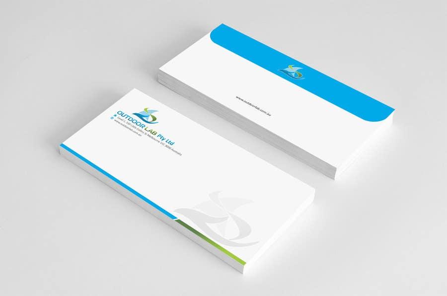 Penyertaan Peraduan #4 untuk Design some Stationery for OutdoorLab Pty Ltd