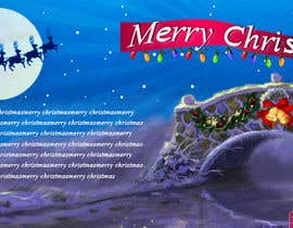 publishinggurus tarafından Design a Christmas Themed Banner for a Game Hosting Company için no 15