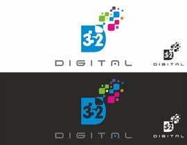 #165 para Design a logo for a digital communications agency por luismiguelvale