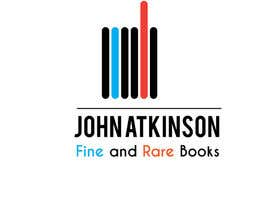 #13 untuk Design a Logo for John Atkinson Fine and Rare Books oleh judithsongavker