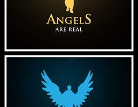 #62 para Angels Are Real Logo Design de rois1985