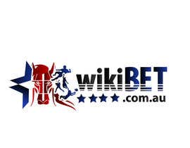 #75 for Design a Logo for wikibet.com.au af manuel0827
