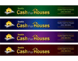 #89 for Design a Logo for Cash For Houses by prasanthmangad