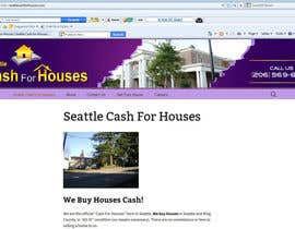 #119 for Design a Logo for Cash For Houses by prasanthmangad