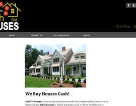 #117 for Design a Logo for Cash For Houses by zaideezidane