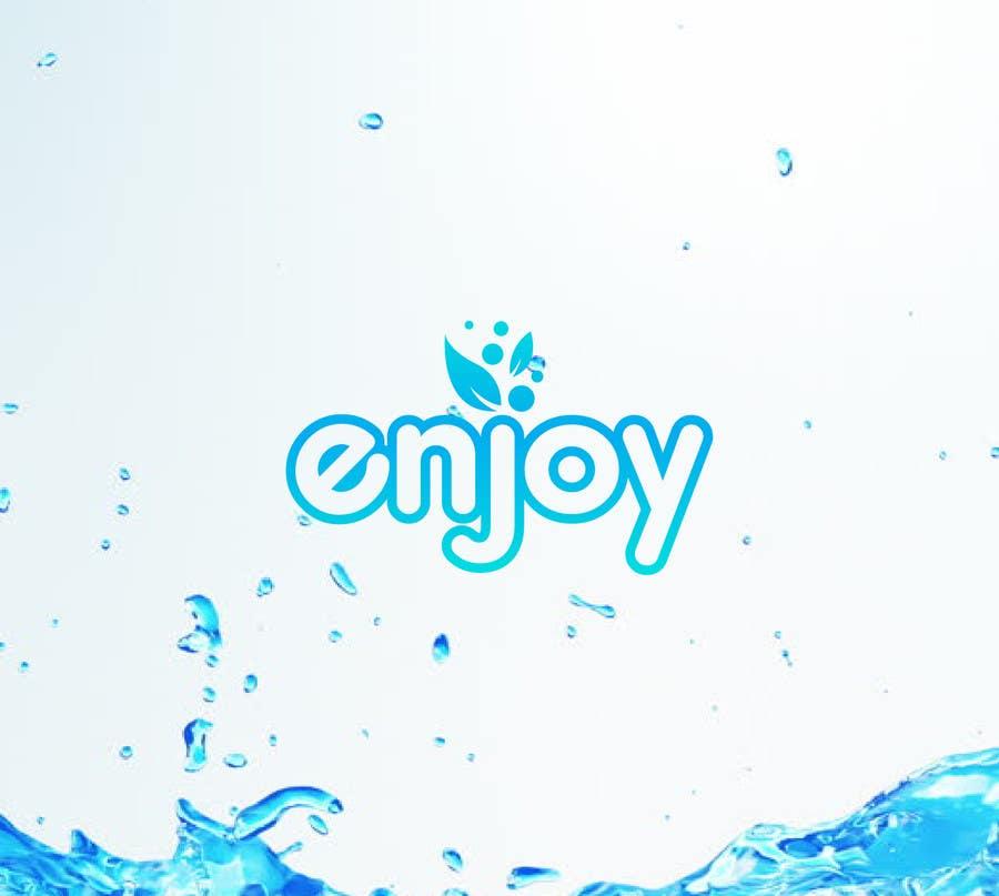 228 for Drinking water logo design by hamzahajji