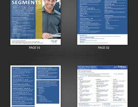 #11 cho Design a 4-page A4 Sales Brochure - InDesign bởi imimam96