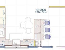 nº 8 pour Kitchen Design par ddaigle