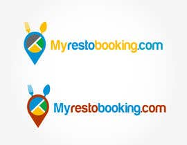 #103 cho Design a Logo for Myrestobooking.com bởi mamunfaruk