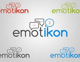 #60 for Design a logo for a webdesign company called emotikon by helenasdesign