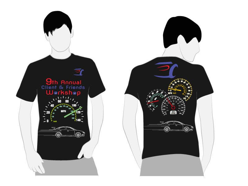 #53 for Design a T-Shirt for our Clients & Friends Workshop by palit001