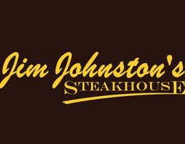 Nro 99 kilpailuun Design a Logo for a Steakhouse Restaurant käyttäjältä dipakart