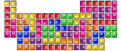 Image of                             Quick Design contest, tetris bas...