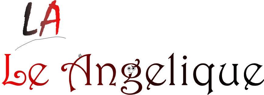 Wettbewerbs Eintrag #                                        1                                      für                                         Graphic Design for Le Angelique