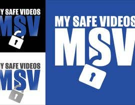 "#26 untuk Design a Logo for Project ""My safe video"" oleh alpzgven"