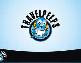 #72 para Design a Logo for TRAVELPEEPS por WintryGrey
